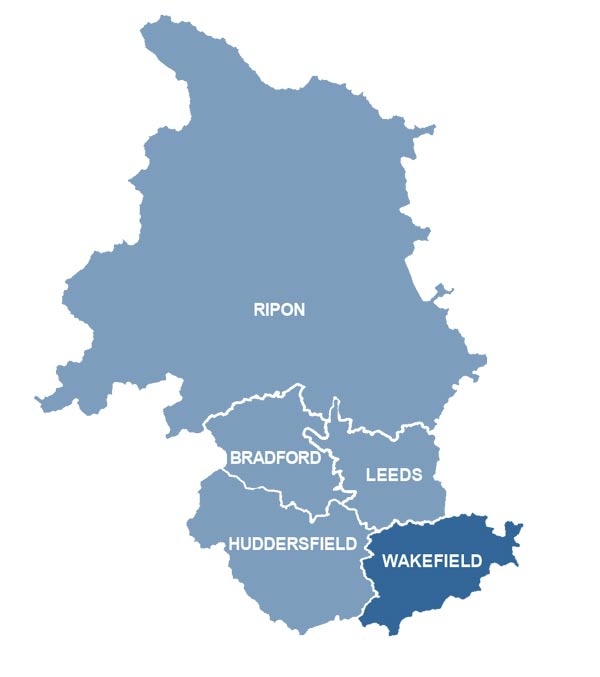 Maps and information about deaneries and parishes The Diocese of