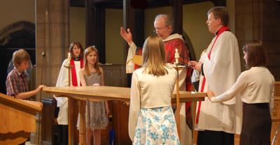 Confirmation The Diocese of Leeds Church of England