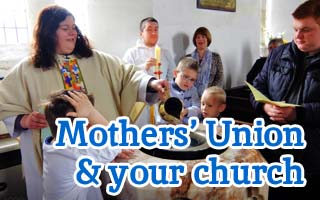 Mothers' Union and your church