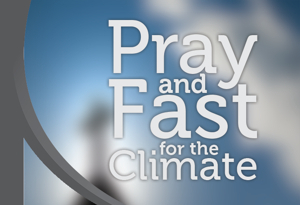 Pray & Fact for the Climate Logo