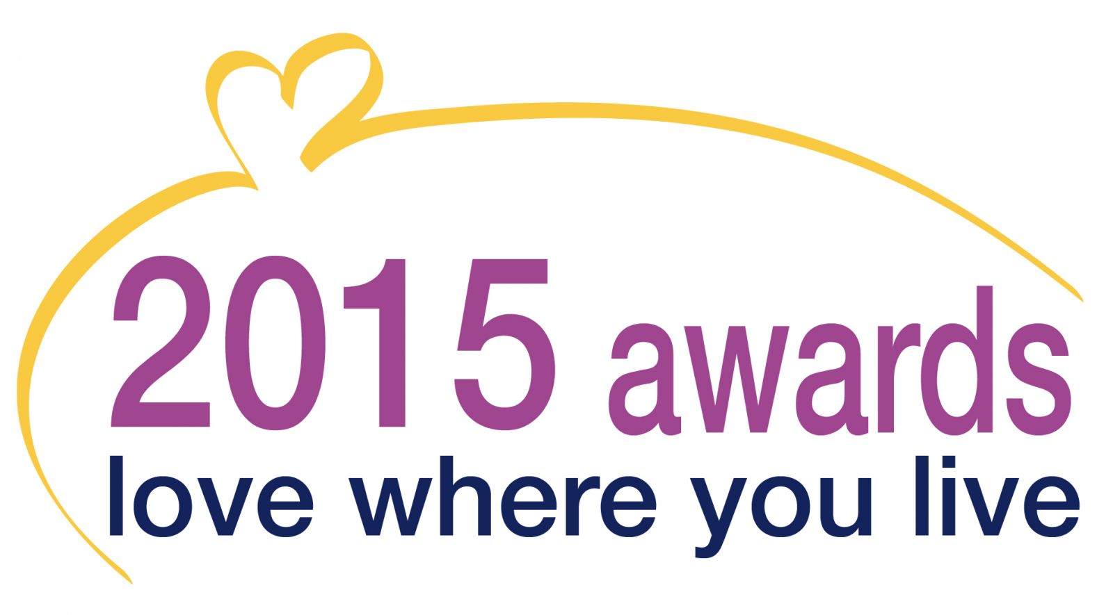 Love Where You Live Awards logo