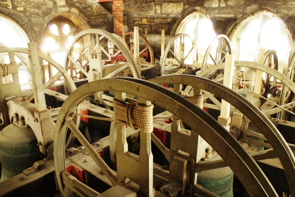 Bradford Cathedral bells
