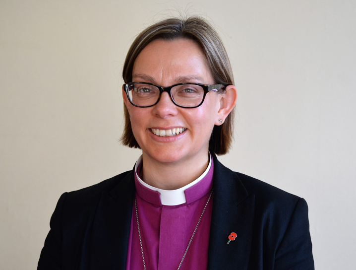 Rt Revd Dr Helen-Ann Hartley