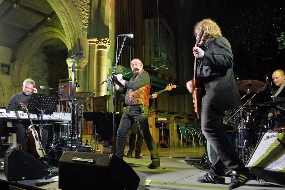 Jethro Tull play sell out Christmas concert to support Bradford ...