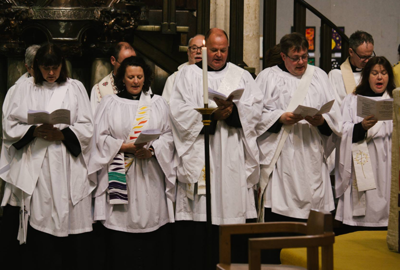 Ripon ordinands