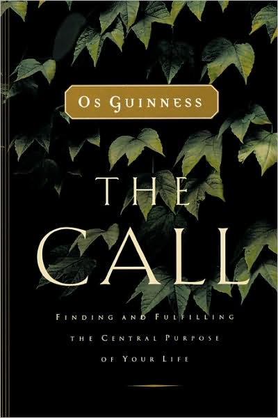 Cover image of The Call by Os Guinnes
