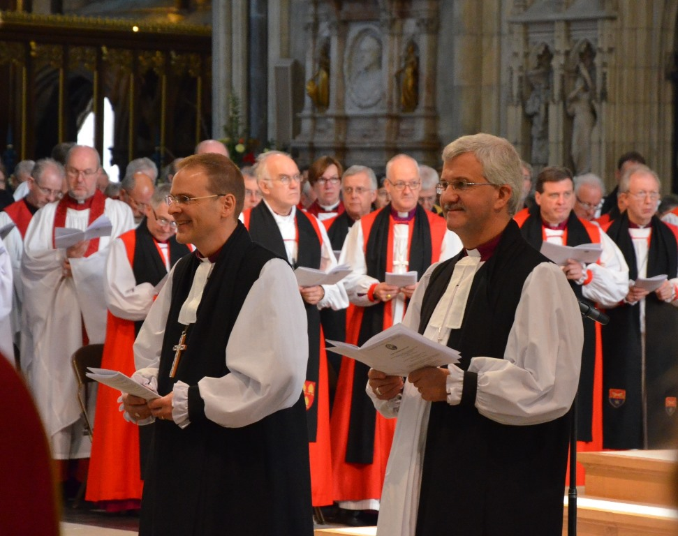 The new bishops