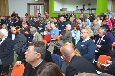 Diocesan Synod Meeting