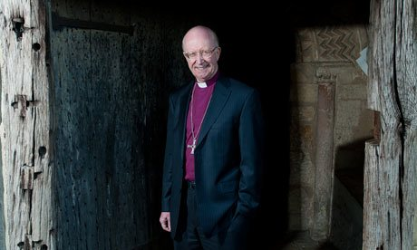 Bishop John Pritchard, with thanks to The Guardian