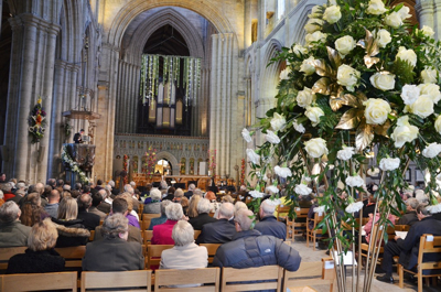 Easter at Ripon Cathedral