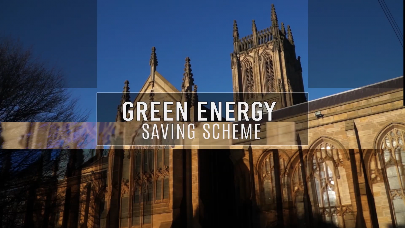 58b5f49e0281 The Green Energy Saving Scheme, which has led to the reduction of 2,142  tonnes of annual carbon reductions in churches since its introduction 3  years ago, ...
