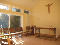 Chapel at Hollin House