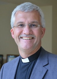 Jonathan Gibbs - new Bishop of Huddersfield