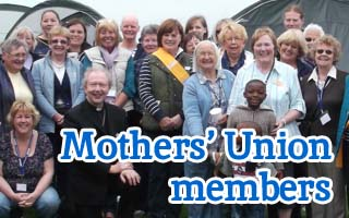 Mothers' Union members
