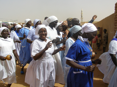 Mother's Union in Sudan