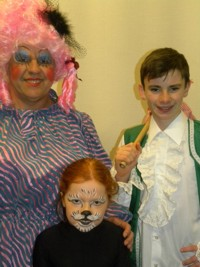 Pantomime at St Philip's Birchencliffe Hall
