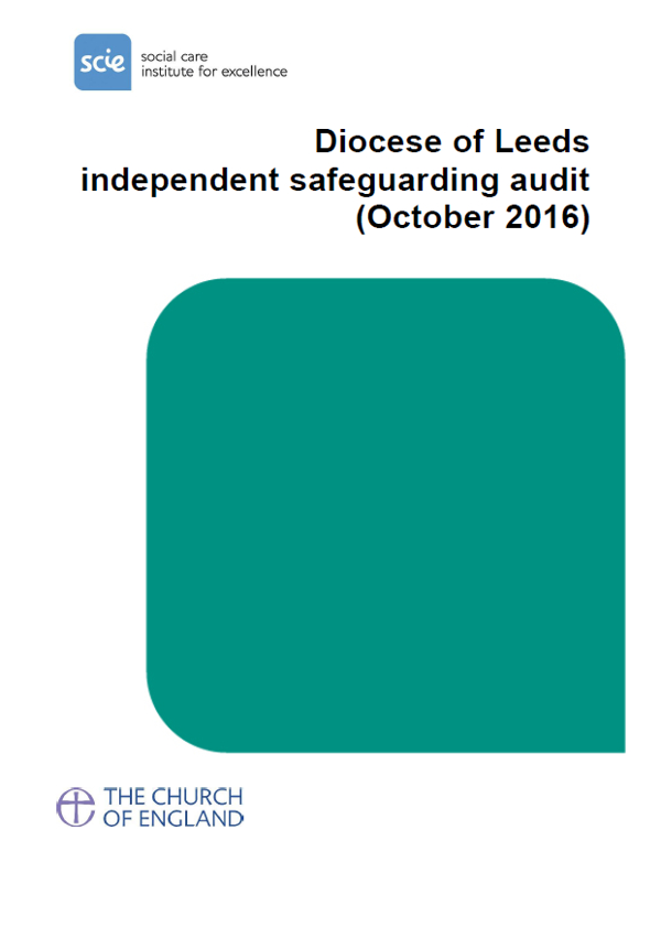 Independent Safeguarding Audit 2016