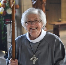 Sister Carole, Prioress of Whitby