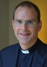 Toby Howarth - new Bishop of Bradford