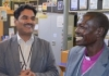 Bishop Ismael Gabriel on visit to Bradford