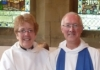 Mary and Graham prepare to retire from the diocese