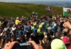 Over the top at Holme Moss