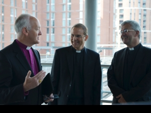 New bishops with Bishop Nick