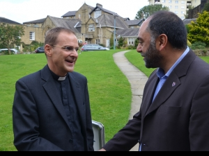 Toby meets Zulfi Karim of the Bradford Council of Mosques
