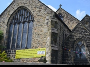Otley will be a major hub on Stage One - All Saints is geared up