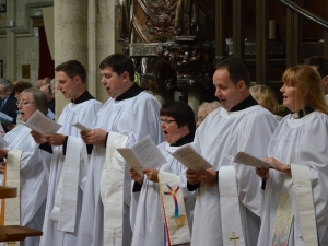 New Deacons at Ripon Cathedral