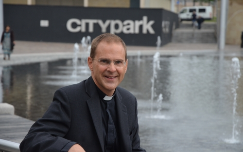 Toby Howarth, the new Bishop of Bradford