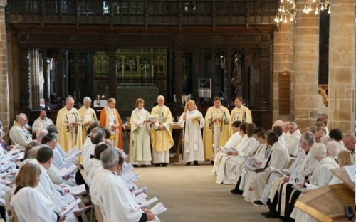The Bishops renew their commitment to ministry