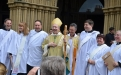 Deacons celebrate at Ripon Cathedral