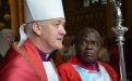Bishop Nick Baines and John Sentamu, Archbishop of York